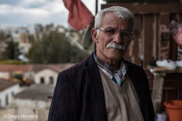 Un hombre que fue preso politico del PKK durante 20 años en Turquía
